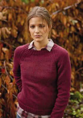 Пуловер аравийка