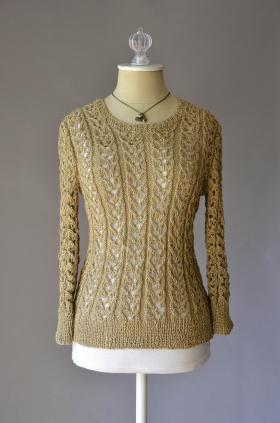 Пуловер просто вздох