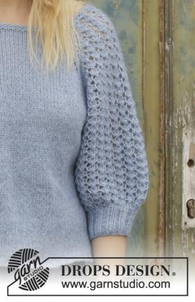 Пуловер Драгоценные камни - Фото 1