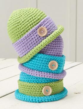 Шляпа котелок для ребенка