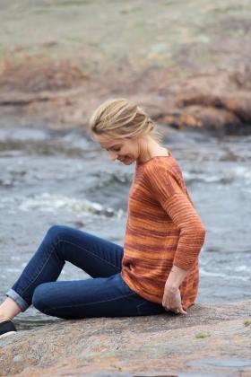 Пуловер Осенний бриз - Фото 1