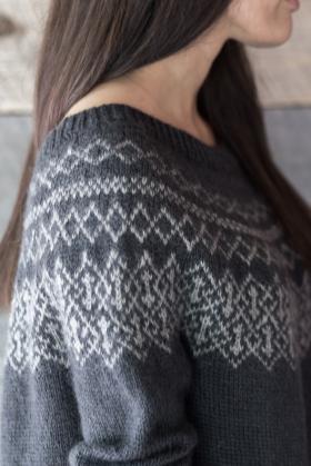 Пуловер Кристал - Фото 2