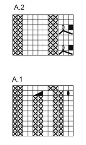 Джемпер Страж - Схема 1
