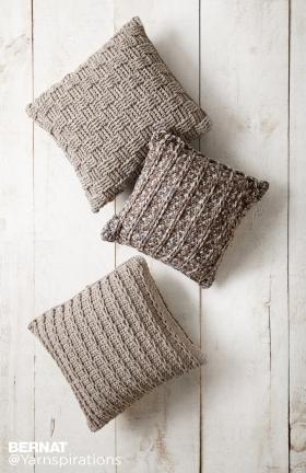 Трио чехлов на подушки