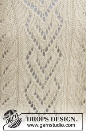 Пуловер Жемчужина - Фото 1