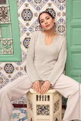 Пуловер Capi