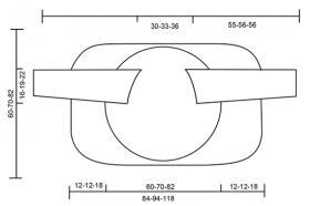 Жакет Андромеда - Выкройка 1