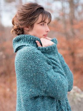 Пуловер Бердита - Фото 1