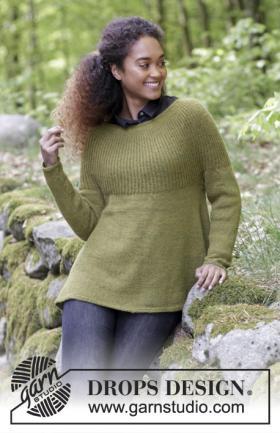 Джемпер вечнозеленый