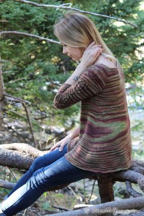 Пуловер У истоков - Фото 1