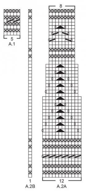 Жакет Тамера - Схема 2