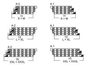 Пуловер В точку - Схема 2