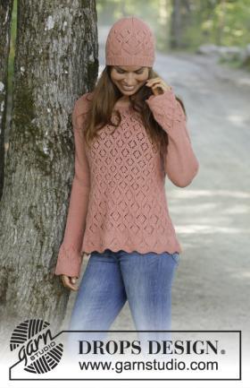 Пуловер Леди Ангелика