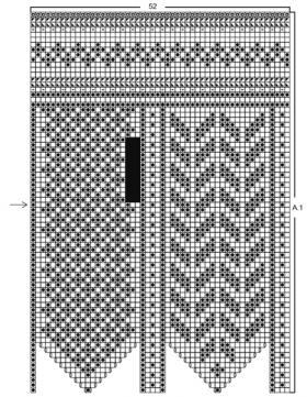 Варежки Хоки-Поки - Схема 2
