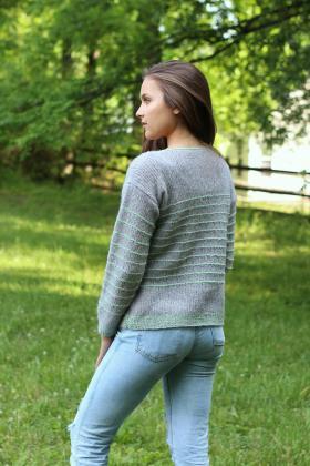 Пуловер Риджлайн