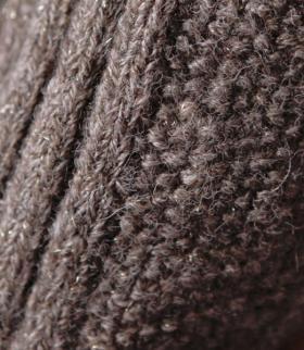 Митенки жемчужной вязкой - Фото 1