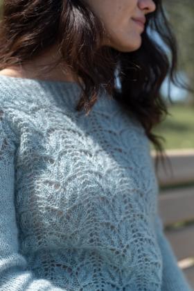 Пуловер Ариель - Фото 2