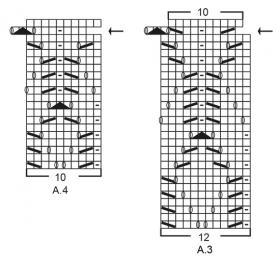 Пуловер Леди Ангелика - Схема 4