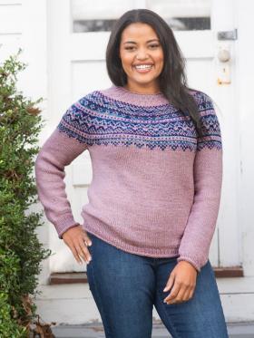 Пуловер Лэнгли