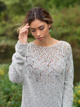 Пуловер Лизетта - Фото 2