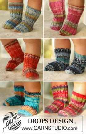 Носки маленькие ножки - Фото 1