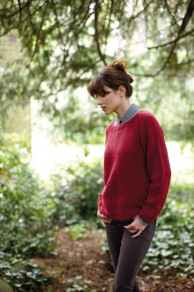 Пуловер Дания