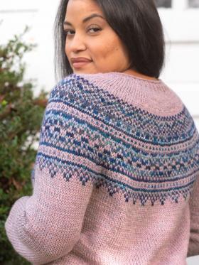 Пуловер Лэнгли - Фото 1
