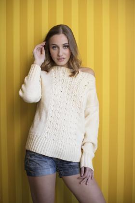 Пуловер Марбл