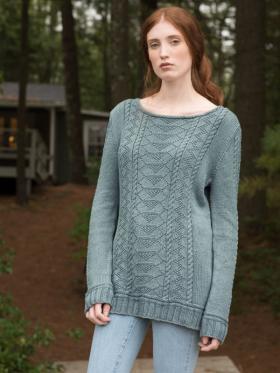 Пуловер Карра
