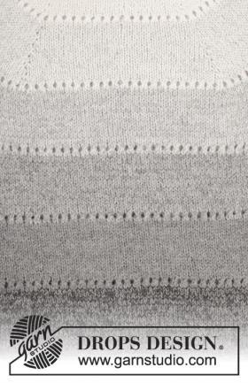 Пуловер серые тени - Фото 1