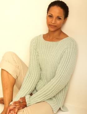 Уютный пуловер на каждый день