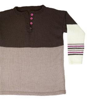 Пуловер Хенли-Этта - Фото 2