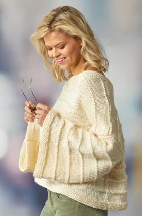 Пуловер Биг Белл
