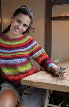 Пуловер Кирара