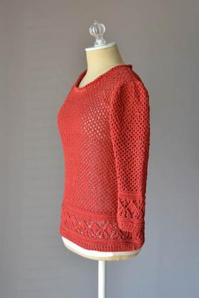 Пуловер Кей - Фото 1