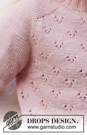 Джемпер Розовый пион - Фото 1