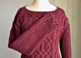 Пуловер Валентина - Фото 1
