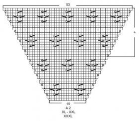 Свитер Канари - Схема 5