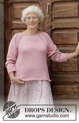 Пуловер Пиония - Фото 1