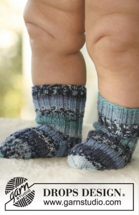 Носки маленькие ножки - Фото 2