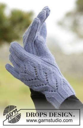 Перчатки парижанка