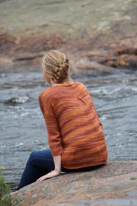 Пуловер Осенний бриз - Фото 2