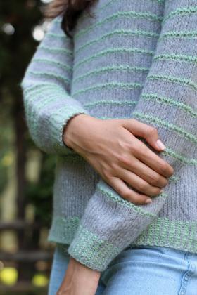 Пуловер Риджлайн - Фото 2