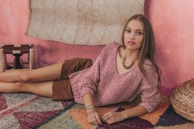 Пуловер Ева