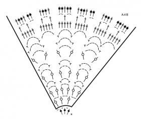 Болеро Бонита - Схема 4
