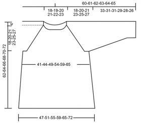 Пуловер Тереза - Выкройка 2