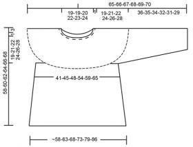 Пуловер Таормина - Выкройка 1
