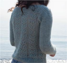 Пуловер Ариель - Фото 3