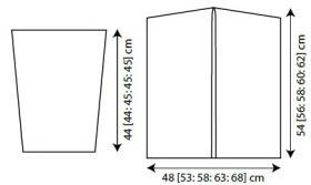 Кардиган Карлтон - Выкройка 1