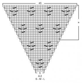 Свитер Канари - Схема 4